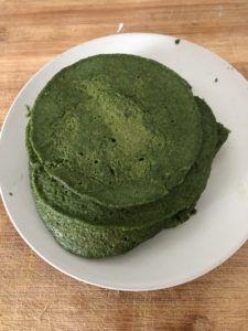 pan de platano vegano sin gluten