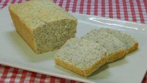 pan integral vegano sin levadura