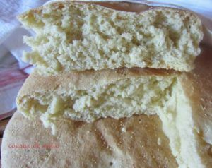 pan marroqui receta