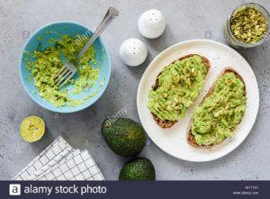 pan semillas veganos