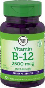 pastillas de vitamina b12
