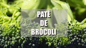 paté de brocoli vegano