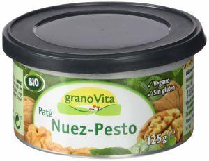 paté de nueces vegano