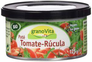 paté tomate rucula granovita bio 125…