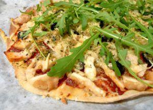 pizza telepizza vegana