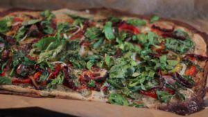 pizza vegana cerca de mi