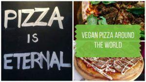 pizza vegana locales
