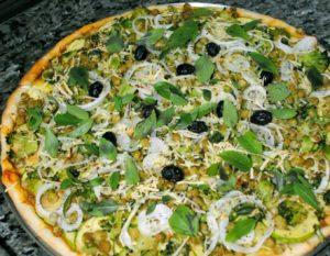 pizza vegana pizza hut