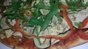 pizza vegana tenerife