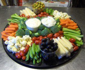 platos de carne para bodas vegana
