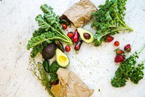 platos preparados navidad veganos