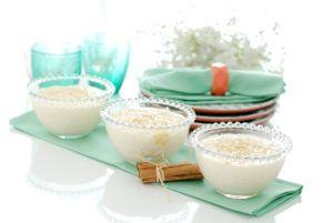 postres con leche de avena
