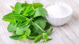 postres con stevia
