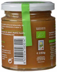 potito ecologico verduras variadas 230 gr