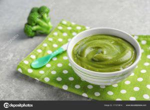 potitos verdura bebé vegano