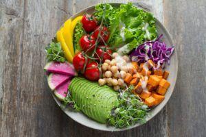 proteinas en un huevo vegano