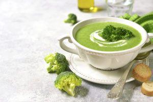 pure de verduras para dieta