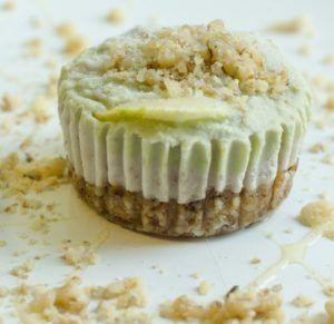 receta de galletas de limon veganas