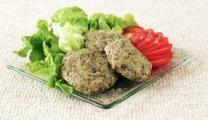 receta de hamburguesas de lentejas veganas