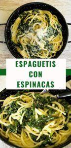 receta de pasta con verduras