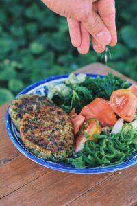 receta hamburguesa vegetal veganas