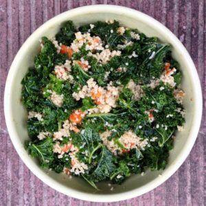 receta mijo con verduras