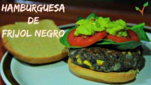 receta para hamburguesas veganas