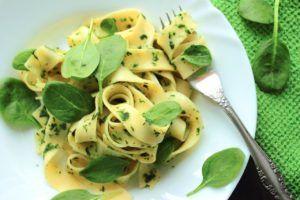 receta pasta fresca vegana