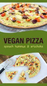 receta pizza calzone vegana