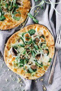 receta pizza dominos vegana