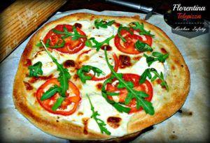 receta pizza telepizza vegana
