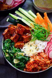 receta tofu frito