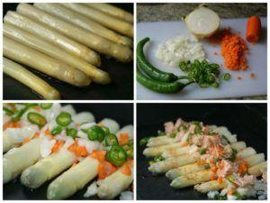recetas con esparragos blancos en conserva…