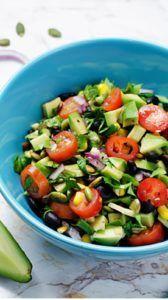 recetas con maíz de lata vegana
