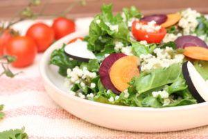 recetas con mijo y verduras