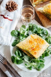 recetas con pasta hojaldre