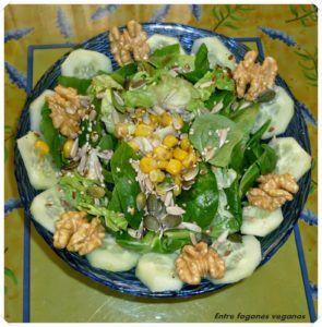 recetas con semillas de lino veganos