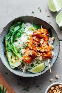 recetas con tempeh