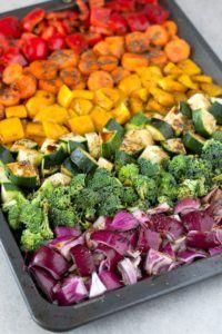 recetas de cocina con verduras