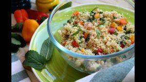 recetas de tabule de verduras