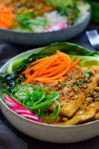 recetas de tofu firme