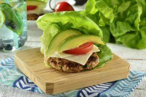 recetas hamburguesas originales veganas