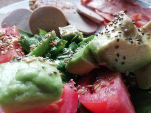 recetas semillas de lino veganos