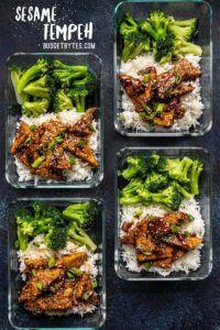 recetas tempeh