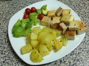 recetas tofu ahumado
