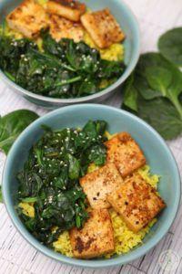 recetas tofu plancha