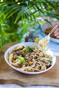 recetas vegetarianas tofu