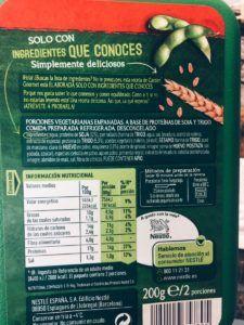 salchichas veganas campofrio