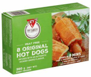 salchichas veganas como hacerlas
