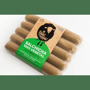 salchichas veganas riku